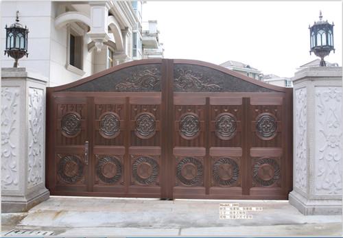 广州铜门价格
