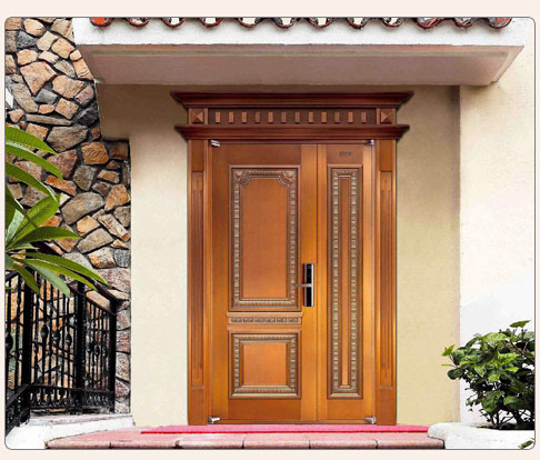 先进技术铜门厂家,打造高性价比铜门